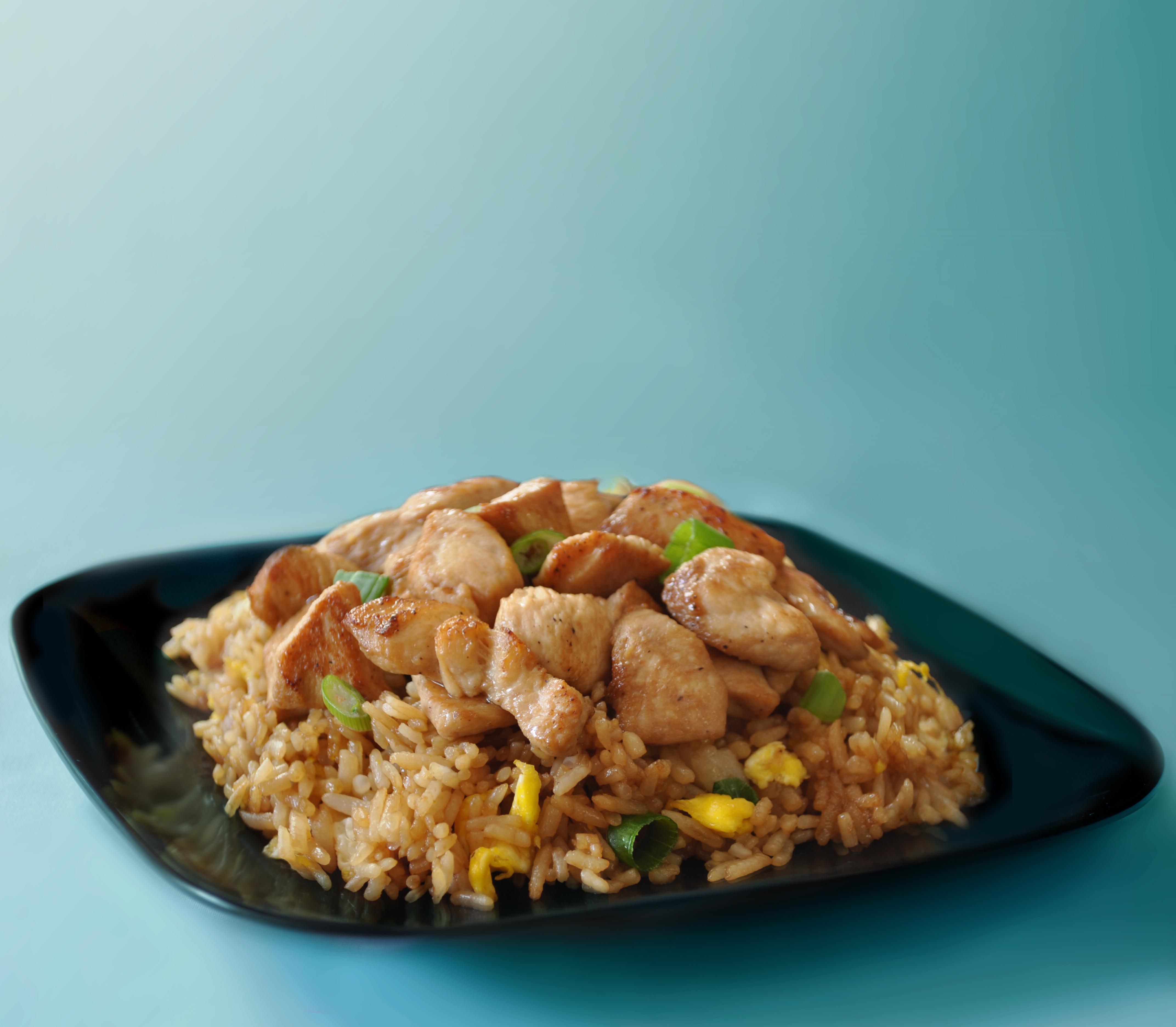 Kids Chicken Fried Rice